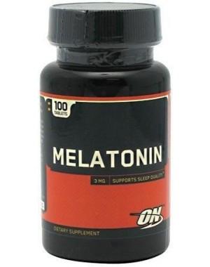 Melatonina 3mg 100 comprimidos ON