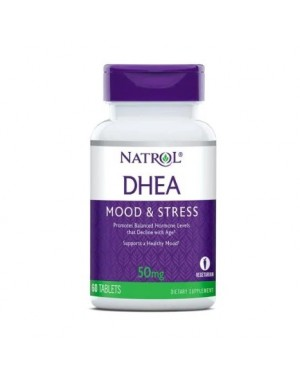 DHEA 50mg 60 tablets NATROL