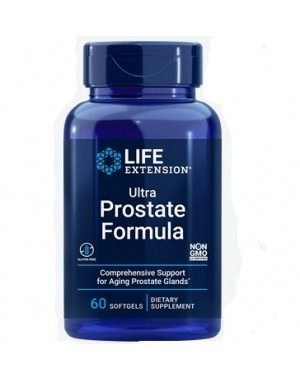 Ultra Prostate Formula 60softgels LIFE Extension