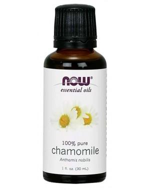 Oleo Essencial de Camomila 30ml NOW Foods