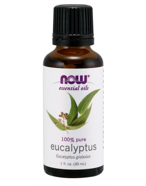 Óleo Essencial Eucaliptus 30ml NOW Foods