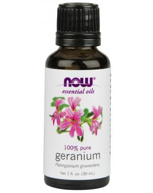 Óleo Essencial Geranium 30ml NOW Foods