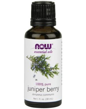 Óleo Essencial Juniper Berry 30ml NOW Foods