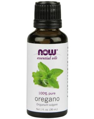 Óleo Essencial de Orégano 30 ml NOW Foods