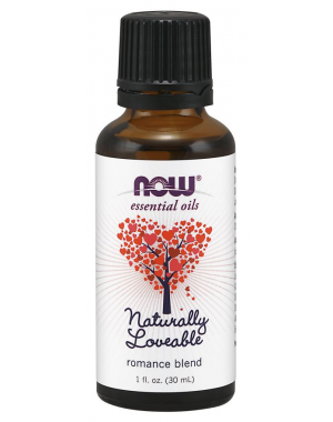 Óleo Essencial Blend Naturally Loveable 30ml NOW Foods