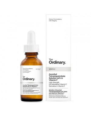 Ascorbyl Tetraisopalmitate Solution 20% in Vitamin F The Ordinary 30 ml