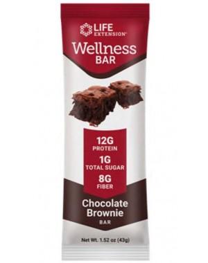 Wellness Bar caixa com 12 barrinhas Life Extension