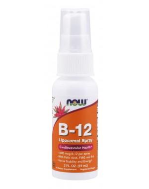 Vitamin B-12 Liposomal Spray  59 ml Now