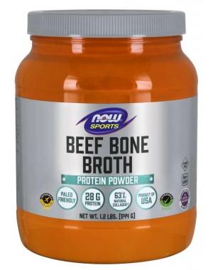 Bone Broth Beef Powder 544g Now