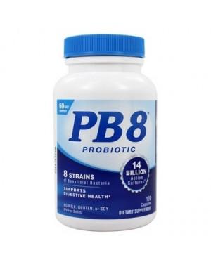 PB8 Probiótico 120 cápsulas