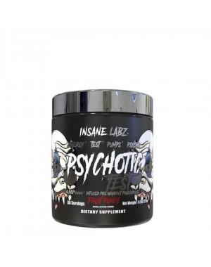 Psychotic TESTO 30 servings Lançamento Insane Labz