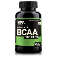 BCAA 1,000 200 caps ON
