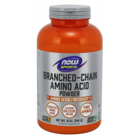 BCAA Pure Powder 340g NOW Foods