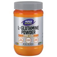 Glutamina em Pó 454g NOW Foods