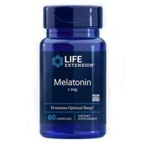 Melatonina 1mg 60capsules LIFE Extension