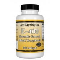 Vitamina E 400 360softgels HEALTHY Origins