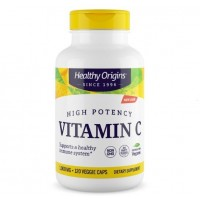 Vitamina C 1000mg 120vcaps HEALTHY Origins