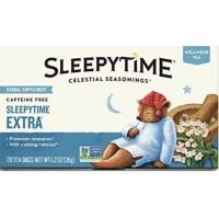 Chá Sleepytime Extra - 20 saquinhos Celestial Seasonings
