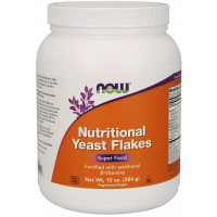 Nutritional Yeast Flakes 284g NOW Foods