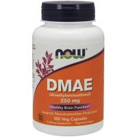 DMAE 250 mg 100 Veg Capsules NOW Foods