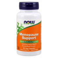 Menopausa Support Veg Capsules  90 caps NOW Foods