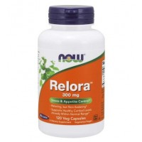 Relora 300mg 120 veg caps NOW Foods