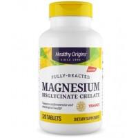Magnesio Bisglycinate Chelate 120 tabs HEALTHY Origins