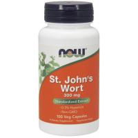 St John s Wort 300 mg 100 Veg Capsules NOW Foods
