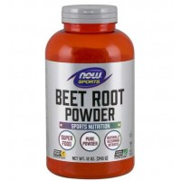 Beet Root Powder 340g NOW Foods