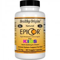 EpiCor (Immune Protection) para crianças 125mg 60vcaps HEALTHY Origins