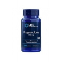 Pregnenolone 100 mg 100 capsules LIFE Extension