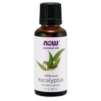 Óleo Essencial Eucaliptus 30ml NOW Foods