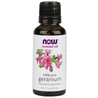 Óleo Essencial Geranium 30ml NOW Foods