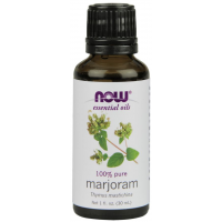 Óleo Essencial Marjoram 30ml NOW Foods