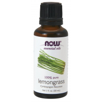Óleo Essencial Lemongrass 30ml NOW Foods
