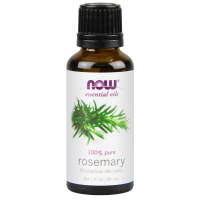 Óleo Essencial Rosemary (Alecrim)  30 ml NOW Foods