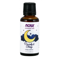 Óleo Essencial Blend de Peaceful Sleep 30ml NOW Foods