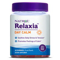 Relaxia Day Calm dia calmo 60 gummies NATROL