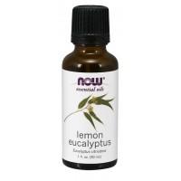 Óleo Essencial Lemon Eucalyptus  30ml NOW Foods