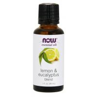 Óleo Essencial Blend Limão e Eucalipto 30ml NOW