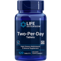 Two Per Day 120 tabs LIFE Extension