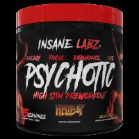 Psychotic Hellboy 35 servings INSANE Labz FRETE GRATIS