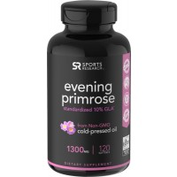 Evening Primrose Oil 120 Caps SPORTS Research