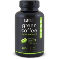 Green Coffee 400mg 90 Liquid Softgels SPORTS Research