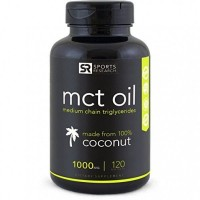 MCT OIL 120 Softgels SPORTS Research