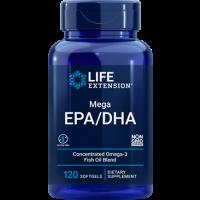Mega EPA/DHA120 Softgels LIFE Extension