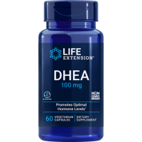DHEA 100 mg 60 capsules LIFE Extension