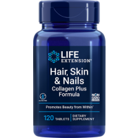 Hair Skin e Nails Collagen Plus Formula  LIFE Extension