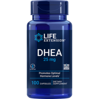 DHEA 25mg 100 caps LIFE Extension